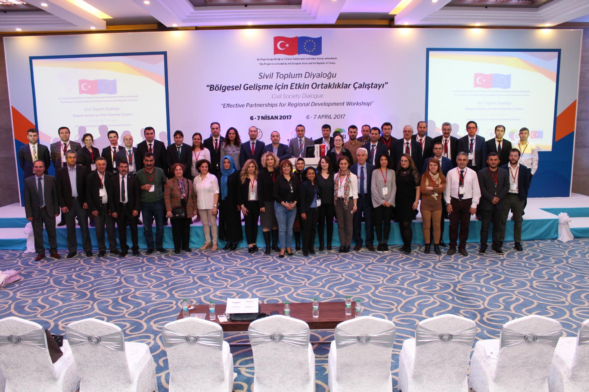 Bölgesel Politikalar İçin Etkin İşbirliği Projesi