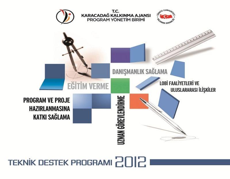 2012 Yılı Teknik Destek Programı