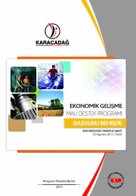 2011 Yılı Ekonomik Gelişme Mali Destek Programı Teklif Çağrısı