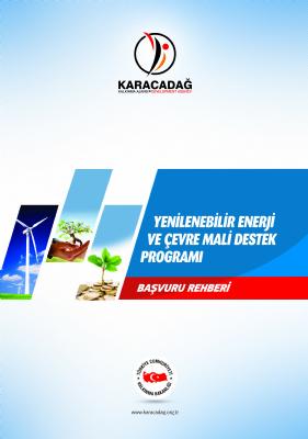 2016 Yılı Yenilenebilir Enerji ve Çevre Mali Destek Programı