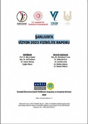 Şanlıurfa Vizyon 2023 Fizibilite Raporu