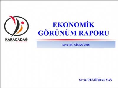 (Sayı 83 ) 2018 Nisan Ayı Ekonomik Görünüm Raporu