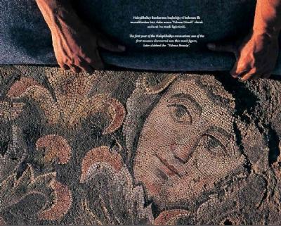 Haleplibahçe Mozaikleri