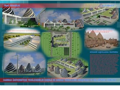 Sürüdürülebilir Ar-Ge Binası Bölgesel Tasarım Stratejileri Raporu ve İhale Dosyası Hazırlanması Projesi