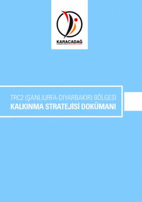 TRC2 Bölgesi Kalkınma Stratejisi Dokümanı