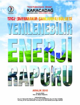 TRC2 Bölgesi Yenilenebilir Enerji Raporu