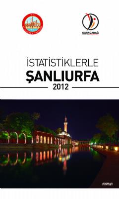 İstatistiklerle Şanlıurfa (2012)