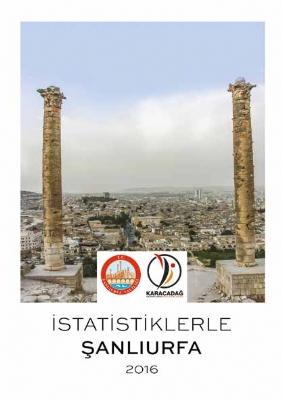 İstatistiklerle Şanlıurfa (2016)