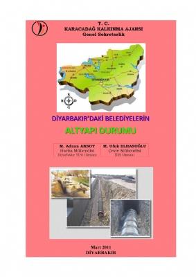 Diyarbakır'daki Belediyelerin Altyapı Durumu