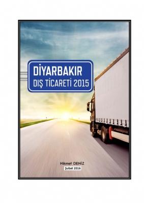 Diyarbakır Dış Ticareti 2015