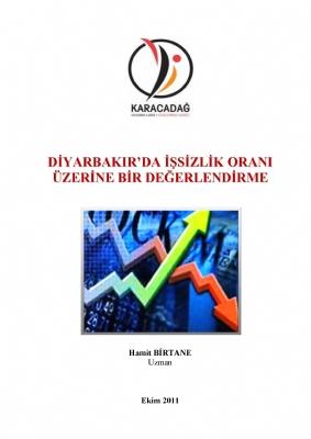Diyarbakır İşsizlik Raporu