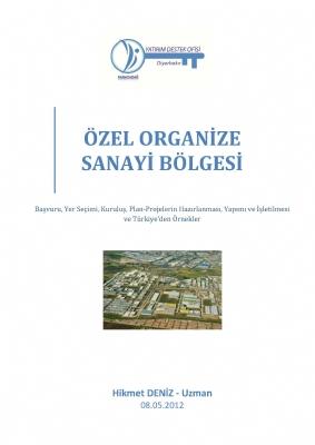 Özel Organize Sanayi Bölgesi