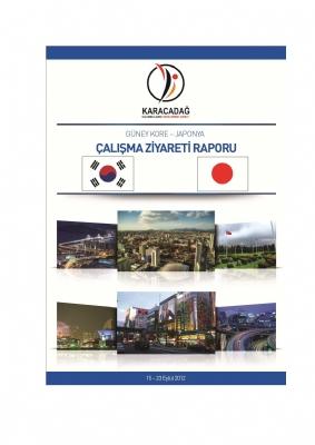 Güney Kore - Japonya Çalışma Ziyareti Raporu