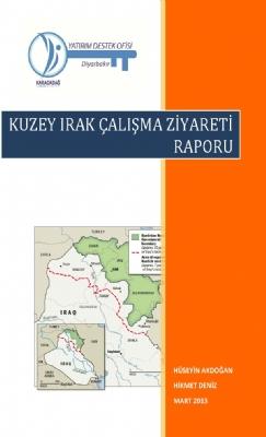 Kuzey Irak Çalışma Ziyareti Raporu
