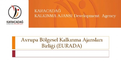 Avrupa Birliği Bölgesel Kalkınma Ajansları Birliği (EURADA)