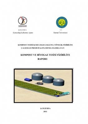 Kompost ve Biyogaz Tesisi Fizibilite Raporu