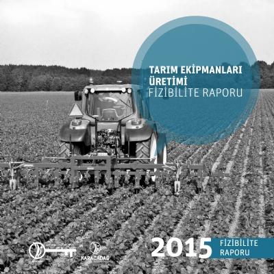 Tarım Ekipmanları Üretimi