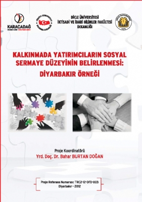 Kalkınmada Yatırımcıların Sosyal Sermaye Düzeyinin Belirlenmesi Diyarbakır Örneği Projesi