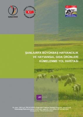 Şanlıufra Hayvancılık ve Hayvansal Gıda Ürünleri Kümelenme Yol Haritası Projesi