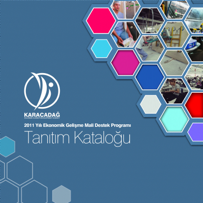 2011 Yılı Ekonomik Gelişme Mdp Tanıtım Kataloğu