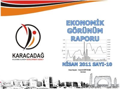 (Sayı 10) 2011 Nisan Aylık Ekonomik Görünüm Raporu