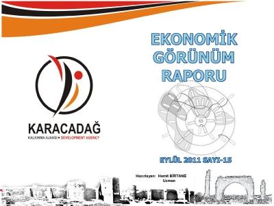 (Sayı 15) 2011 Eylül Ayı Aylık Ekonomik Görünüm Raporu