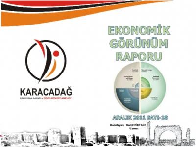 (Sayı 18) 2011 Aralık Ayı Aylık Ekonomik Görünüm Raporu