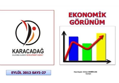 (Sayı 27) 2012 Eylül Ayı Aylık Ekonomik Görünüm Raporu