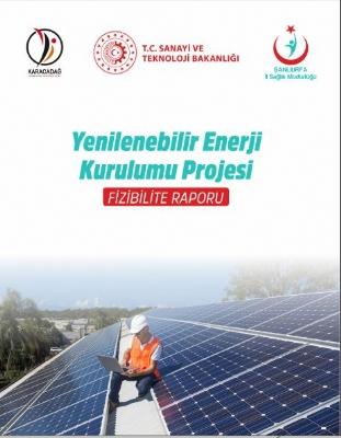 Yenilenebilir Enerji Kurulumu Projesi Fizibilite Raporu