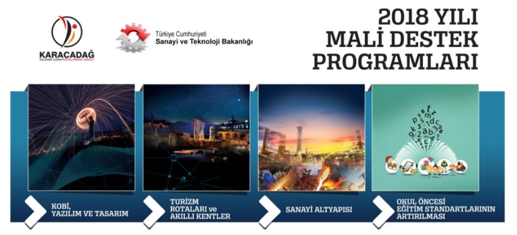 2018 Mali Destek Programları Sonuçlandı