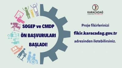 Cazibe Merkezlerini Destekleme Programı ve Sosyal Gelişmeyi Destekleme Programı Ön Başvuruları 31 Mart 2020 Tarihine Kadar Uzatıldı!