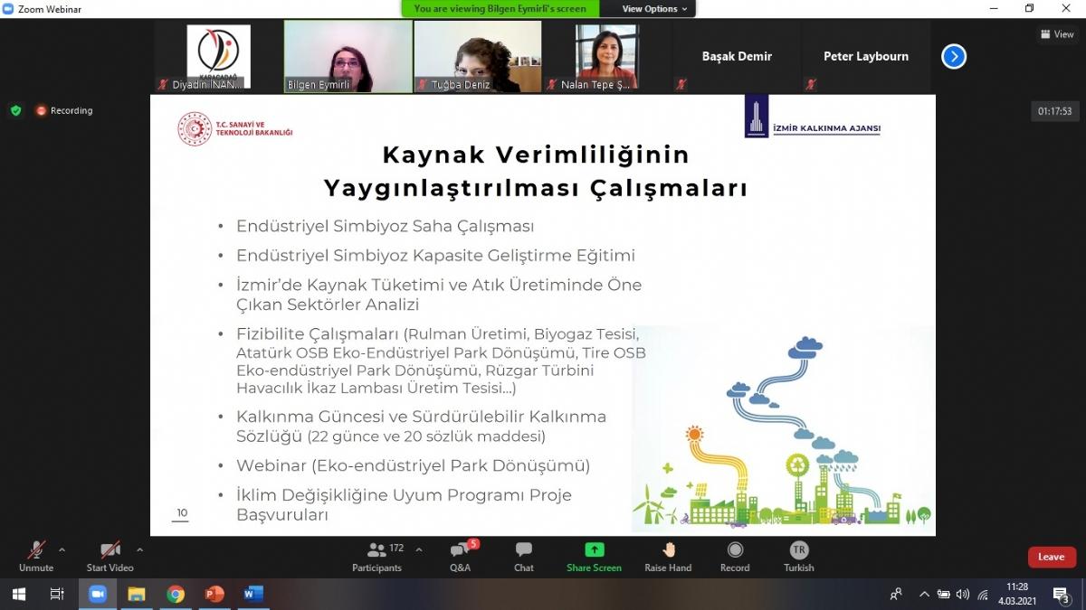 Ajansımız Türkiye Döngüsel Ekonomi Haftası Etkinliklerine Katıldı