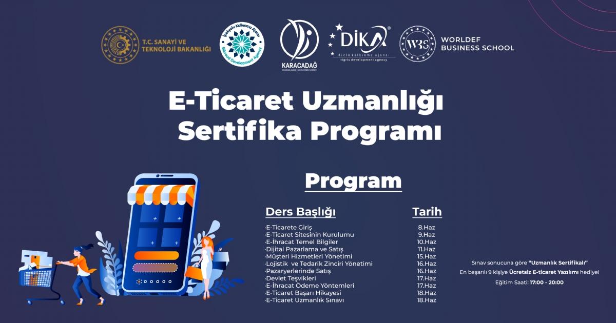 Ajansımızdan Ücretsiz E-ticaret Eğitimi