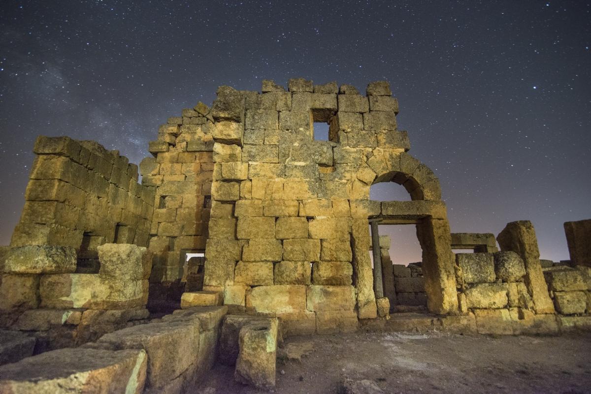 Ajansımızın Destek Verdiği Zerzevan Kalesi, UNESCO Dünya Mirası Geçici Listesinde