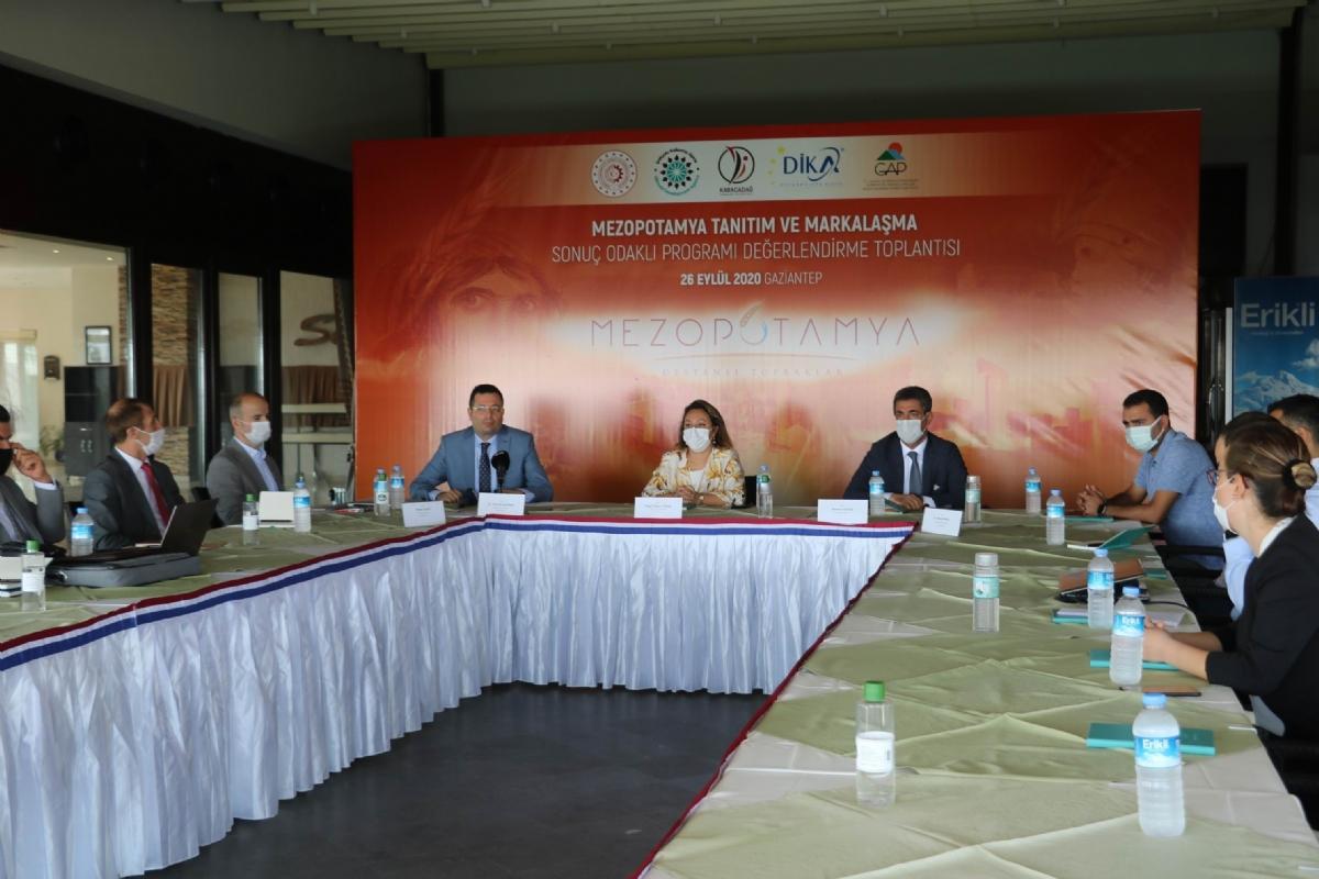 Mezopotamya Markası İçin 'ortak Akıl Toplantısı'