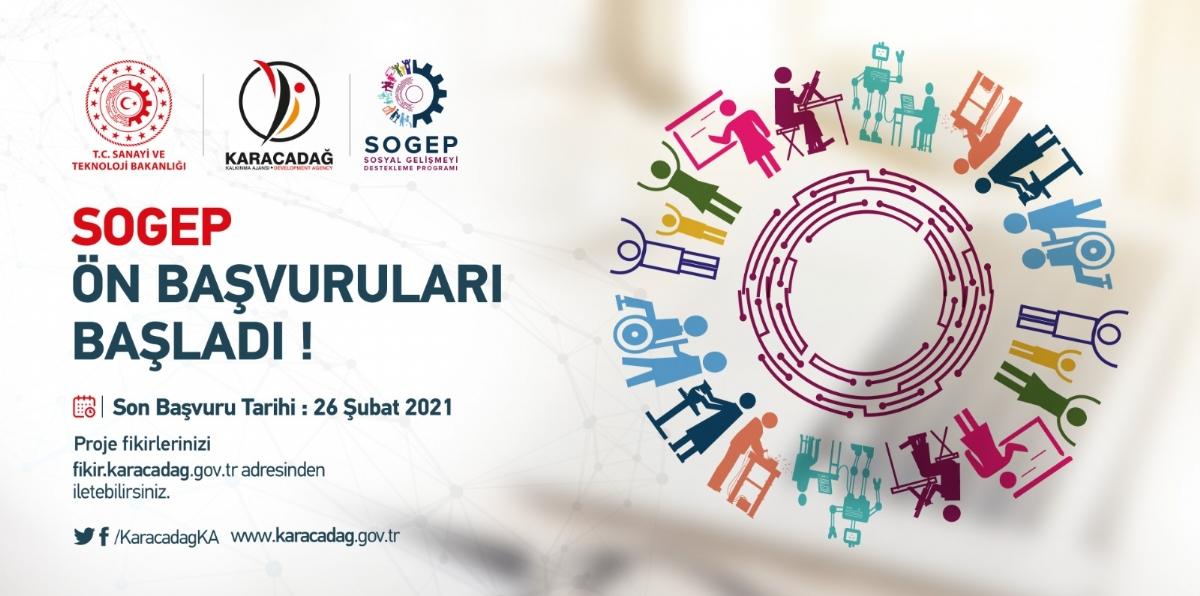 Sosyal Gelişmeyi Destekleme Programı Ön Başvuruları Başladı!