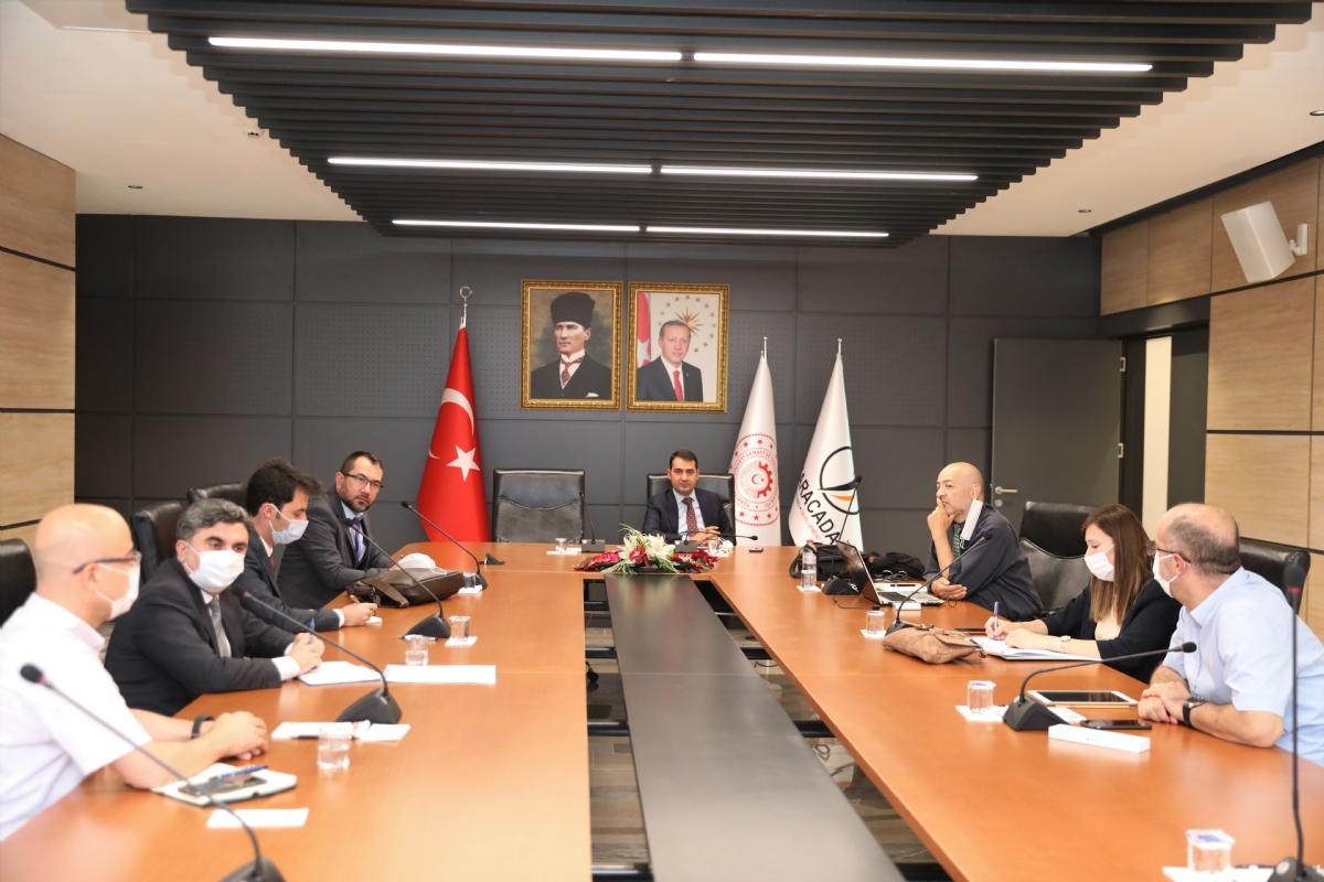 Türkiye Cumhuriyet Merkez Bankası ile Ajansımızdan Diyarbakır Yatırım Ortamı Toplantısı