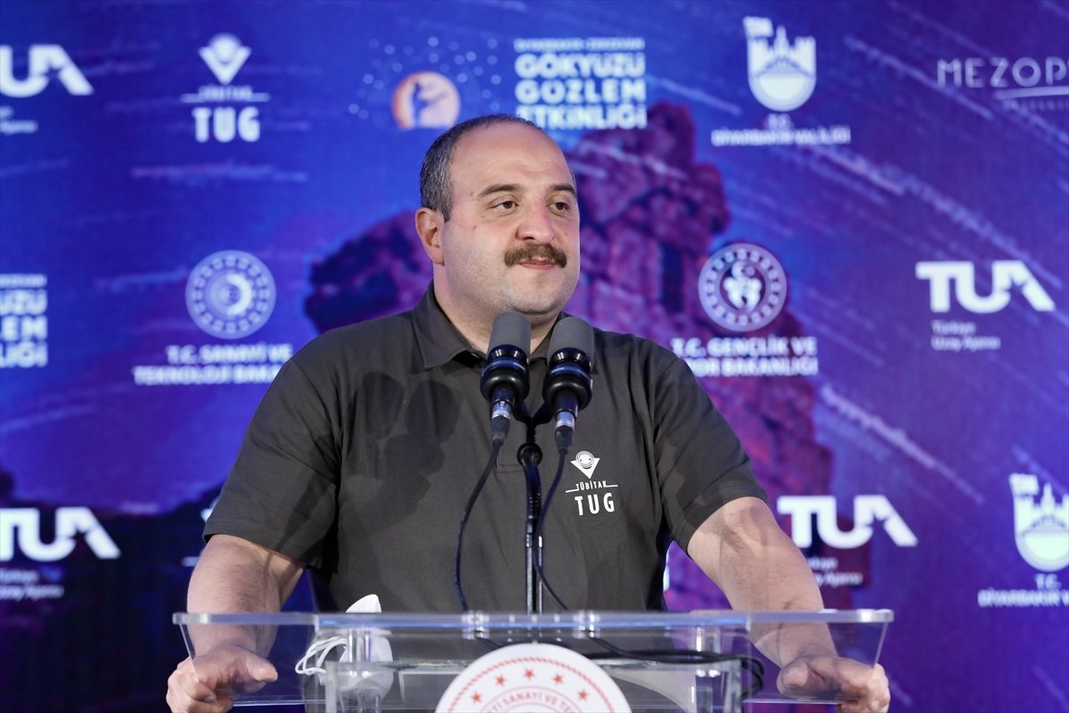 Uluslararası Diyarbakır Zerzevan Gökyüzü Gözlem Etkinliği Başladı