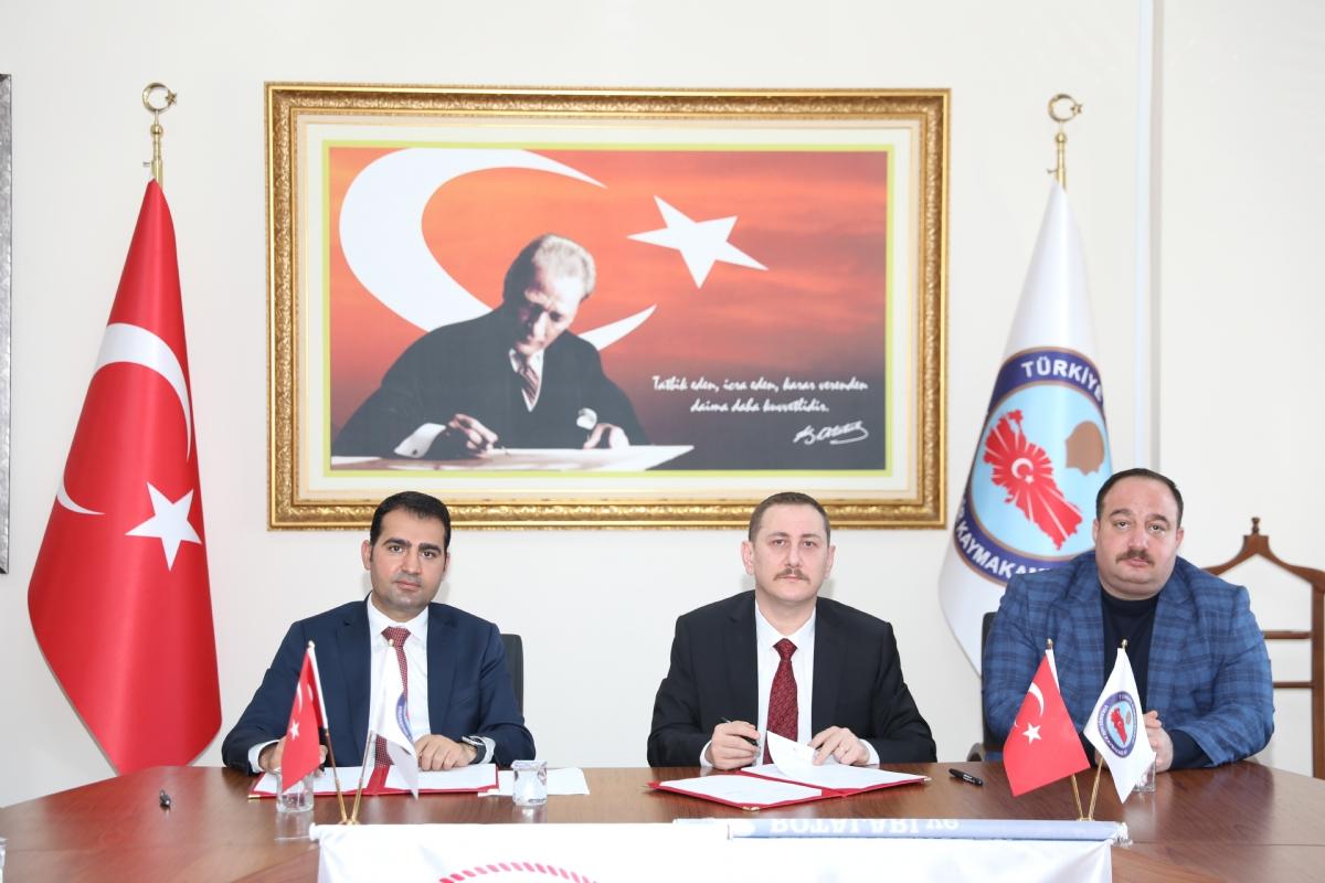 Viranşehir Sanayisine 8.2 Milyon TL'lik 'Taze Kaynak'