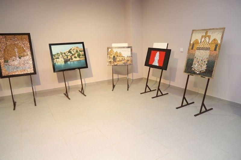 Uluslararası Şanlıurfa Mozaik Çalıştayı ve Yarışması Gerçekleştirildi