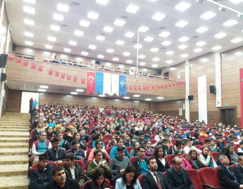 Öğrenciler, Şanlıurfa'da Tarihin Yeniden Canlanmasına Tanıklık Ediyor