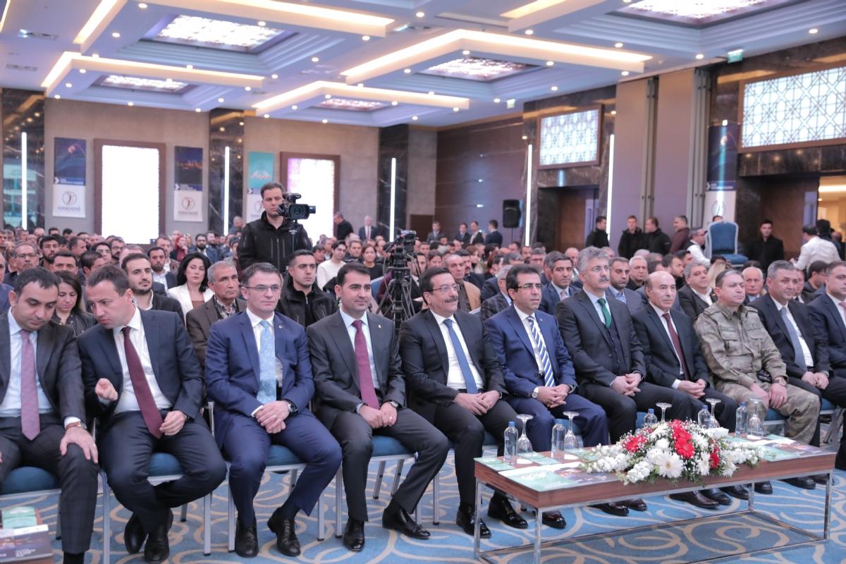 Ajansımız Mali Destek Programları Tanıtım Toplantıları Diyarbakır ve Şanlıurfa'da Gerçekleştirildi