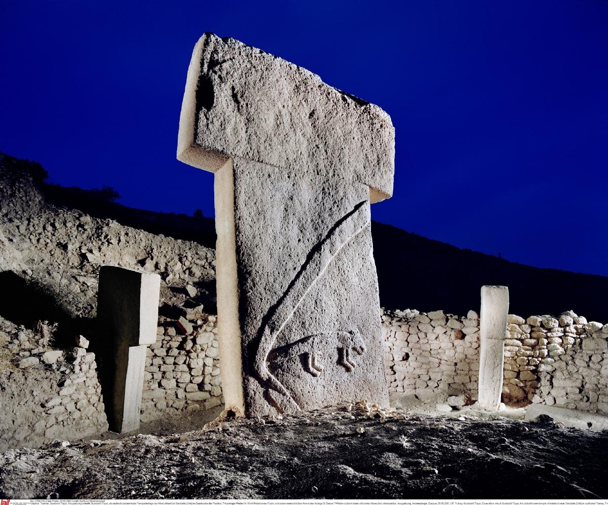Göbeklitepe UNESCO Dünya Miras Listesi'ne Girdi