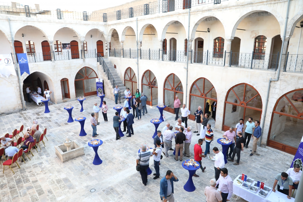 Barutçu Han, Şanlıurfa'da Turizmin Kalbi Olacak