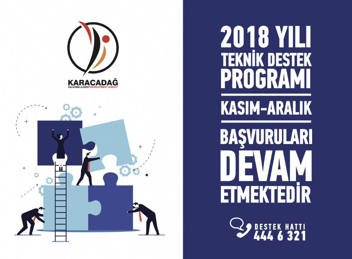 Teknik Destek 2018 kasım-aralık