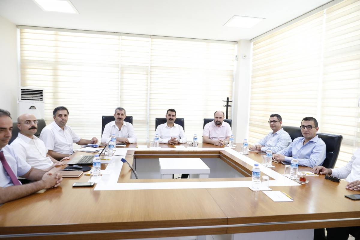 Sanayi ve Teknoloji Bakanlığı Diyarbakır İli 2019 Yılı Üçüncü Yerel Koordinasyon Toplantısı Gerçekleştirildi