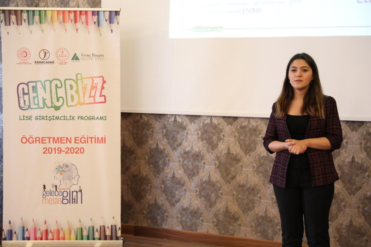 Liseli Gençler, Kendi Şirketlerini Kurarak Geleceğe Hazırlanıyor