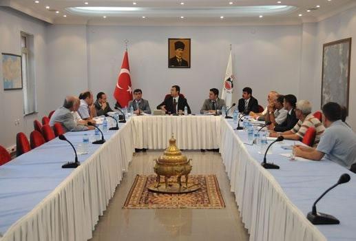 """Diyarbakır'da """" İşgücü Piyasası İhtiyaç Analizi """" Yapılacak"""