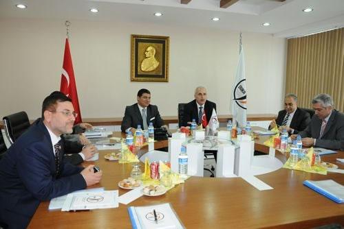 Dıyarbakır - Şanlıurfa Kalkınma Ajansı Yönetım Kurulu Toplantısı Yapıldı