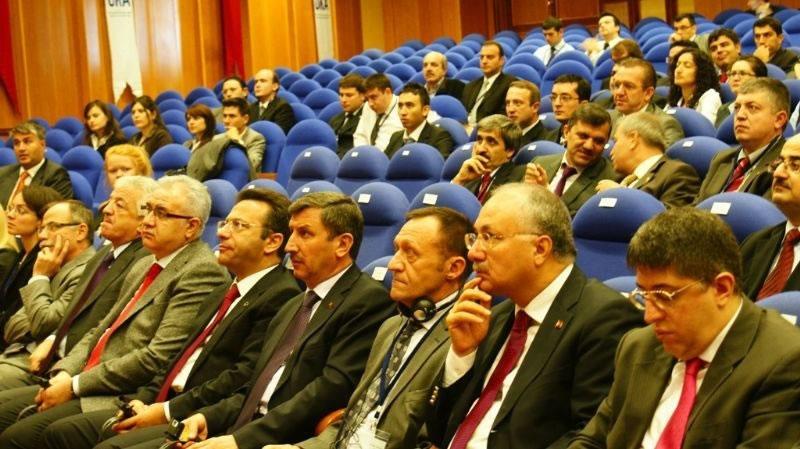 Ajansımız Eurada Türkiye Toplantısı'na Katıldı.